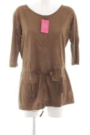 Apriori Shirt Jacket bronze-colored casual look