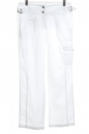 Apriori Jersey Pants white casual look