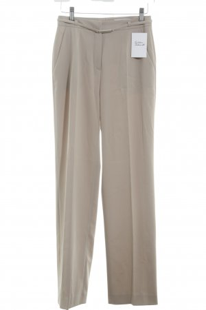 Apriori Jersey Pants beige business style