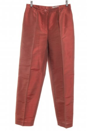Apriori Stoffhose rot extravaganter Stil