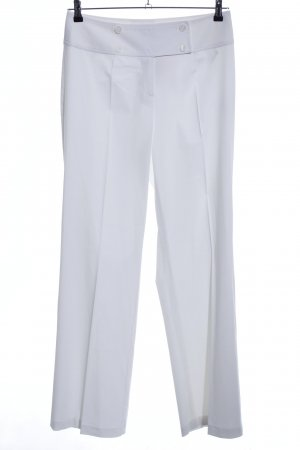 Apriori Pantalone jersey bianco stile professionale