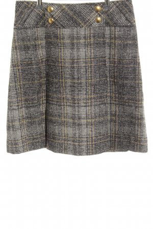 Apriori Wool Skirt multicolored business style
