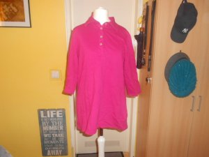 AproductZ GmbH- pinke Longbluse Gr. 40
