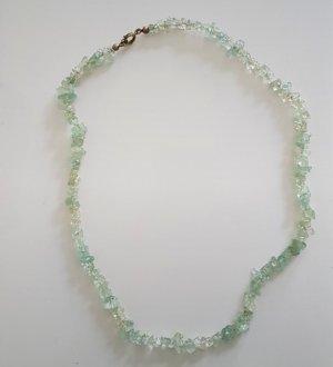 Collana turchese-menta