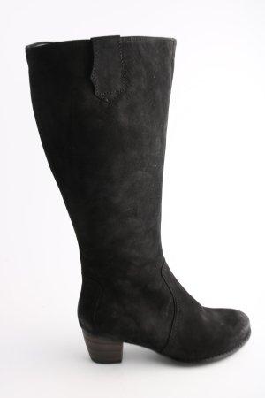 ara Absatz Stiefel schwarz Casual-Look