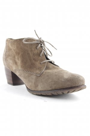 ara Ankle Boots hellbraun-braun Casual-Look