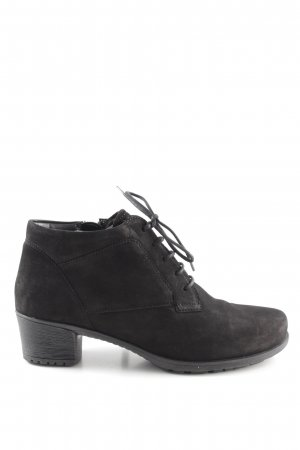 ara Ankle Boots schwarz Casual-Look