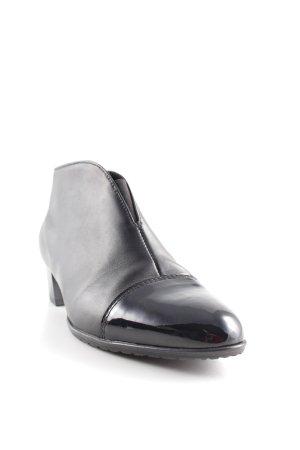 ara Ankle Boots schwarz klassischer Stil