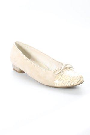 ara Ballerinas beige-creme Casual-Look