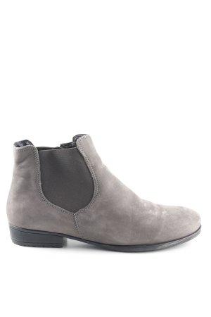 ara Chelsea Boots grau Casual-Look