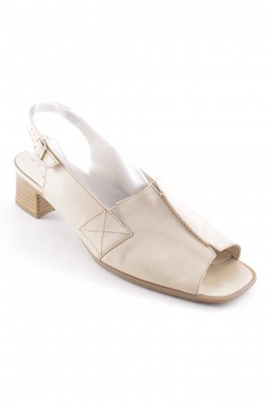 ara Espadrille Sandals cream casual look