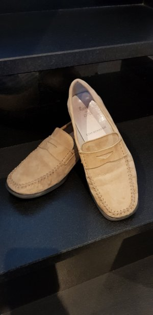 ara Slip-on Shoes beige