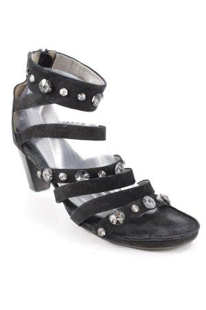 ara Hoge hakken sandalen zwart feest stijl