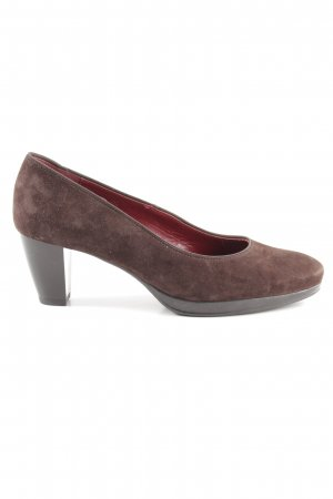ara High Heels braun Casual-Look