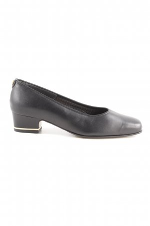 ara High Heels schwarz Business-Look