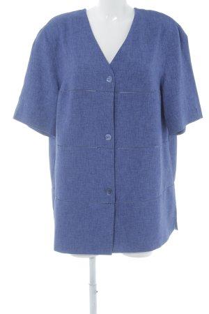 ara Camicetta a maniche corte blu acciaio-blu scuro stile classico