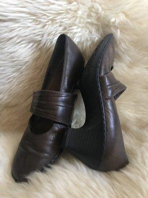 ara Slip-on Shoes black brown