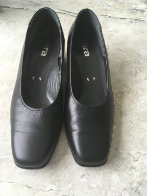 ara Loafers black