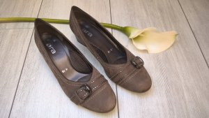 ara Loafers light brown