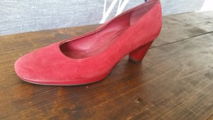 Ara Pumps wildleder rot 38