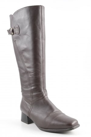 ara Riding Boots dark brown casual look