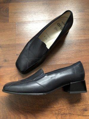 ara Chaussure de travail noir