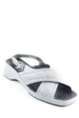 ara Riemchen-Sandaletten blassblau Casual-Look