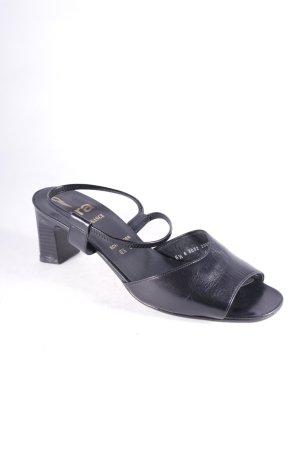 ara Riemchen-Sandaletten schwarz Elegant