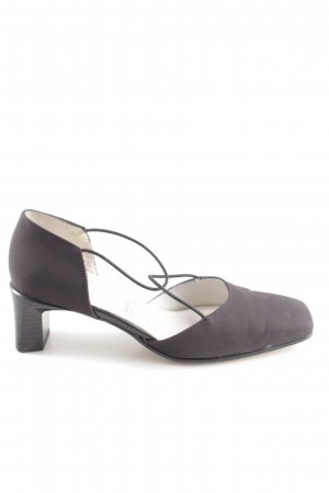 ara Strapped pumps black casual look