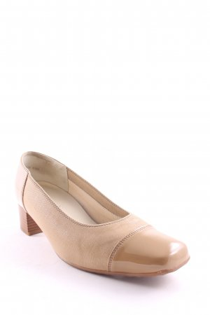 ara Slip-on Shoes beige casual look