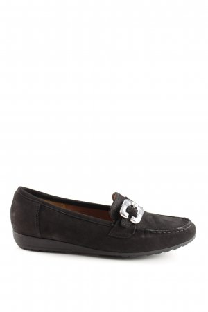 ara Scarpa slip-on nero stile casual
