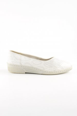 ara Slip-on Shoes light grey animal pattern casual look