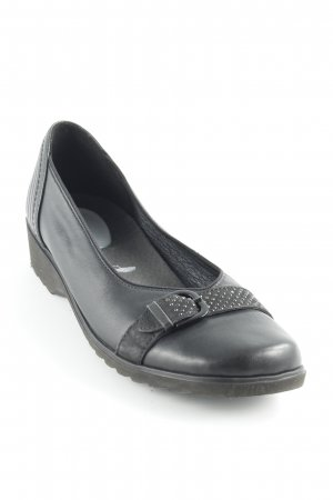 ara Slip-on Shoes black casual look