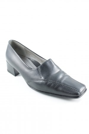 ara Slip-on Shoes black elegant