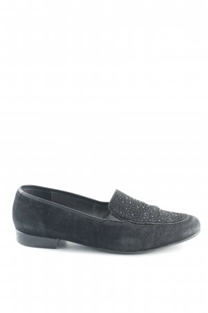 ara Slip-on Shoes black glittery