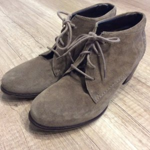 ara Low boot gris brun-bronze