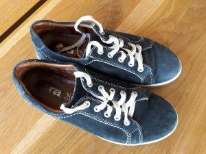 ara Schoenen blauw Leer