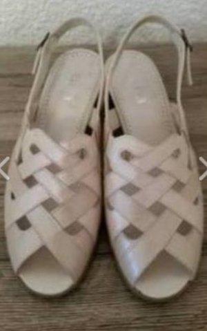 ara Chaussures blanc cassé