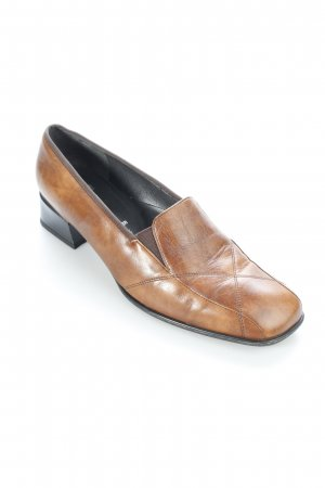 ara Shoes light brown business style