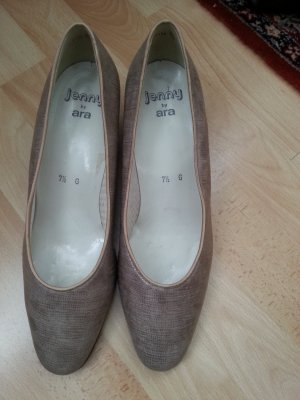 ara Pumps beige-sand brown