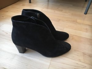Ara schwarze Stiefelette Größe 5 1/2 = 38 1/2 neuwertig