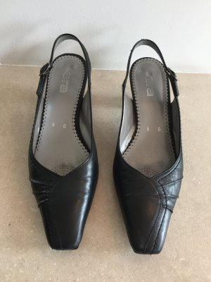 ara Pumps black leather
