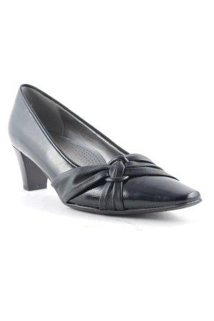 ara Slingback-Pumps schwarz Elegant