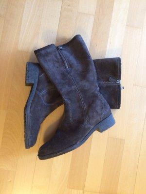 Ara Stiefel Leder braun Größe 40 •NEU•