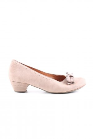 ara Loafers nude casual uitstraling