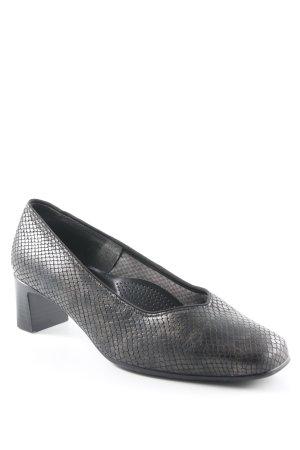 ara Zapatos Informales negro-color bronce elegante