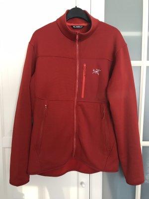 Arctteryx Fleece Jackets red mixture fibre