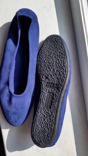 Arche Ballerines pliables bleuet