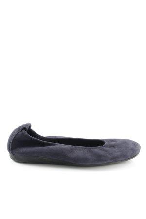 Arche Opbouwbare ballerina's blauw casual uitstraling