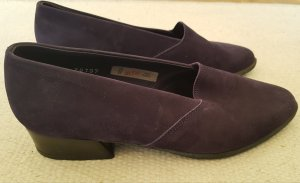 Arche Loafers donkerpaars